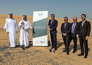 Construction starts on Sharjah water recycling plant project