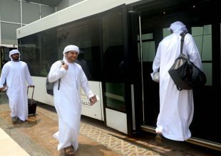 Abu Dhabi Int'l says Hajj travel preparations completed