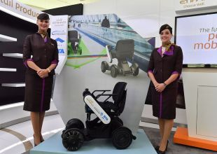 Abu Dhabi Int'l launches trial of first autonomous wheelchairs