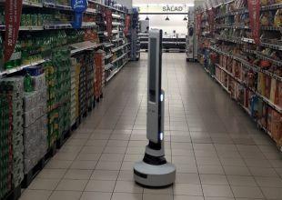 Meet Tally, the UAE's first retail robot employee