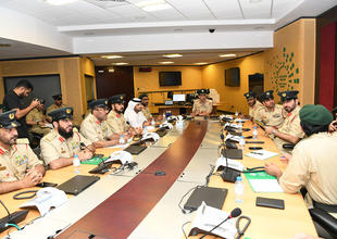 Drop in number of emergency calls to Dubai Police