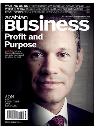 Arabian Business - 2018-11-04