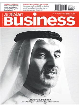 Arabian Business - 2018-11-11