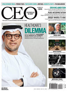 CEO Middle East - November 2019