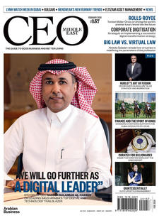 CEO Middle East - February 2020