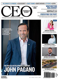 CEO Middle East - July/August 2020