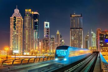 Dubai is a modern city, built for business