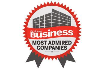 Top 10 most admired companies in the GCC