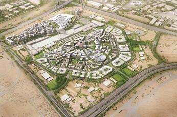 Dubai to modify Expo 2020 legacy plan after coronavirus delay