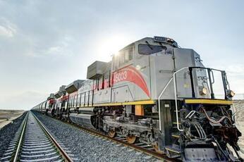 Etihad Rail inks deal to buy 38 locomotives for UAE railway