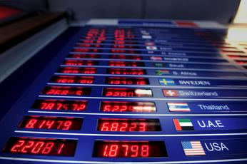 Where to invest your money in 2018: foreign exchange market