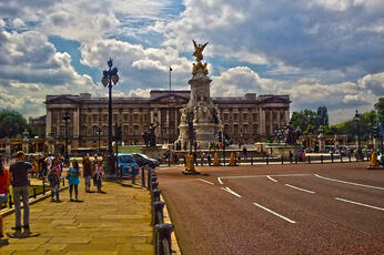 Developer of estate opposite Buckingham Palace sees queries jump almost threefold