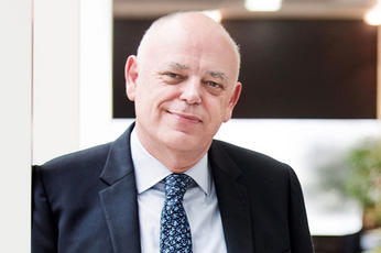 Cashing in: Network International CEO Simon Haslam