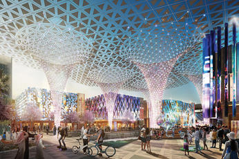 Opinion: why Expo 2020 is at the heart of the UAE's future