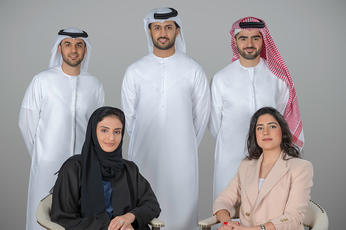 Entrepreneur of the Week: the three Emiratis behind online fashion business Boksha