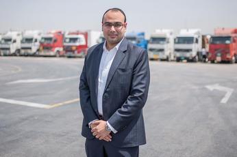 Entrepreneur of the Week: Janardan Dalmia, CEO of Trukkin Middle East