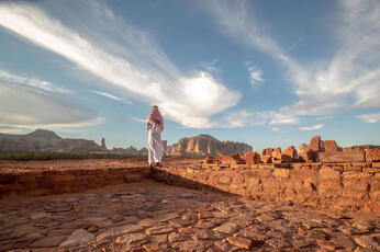 Saudi's AlUla re-opening in October 2020