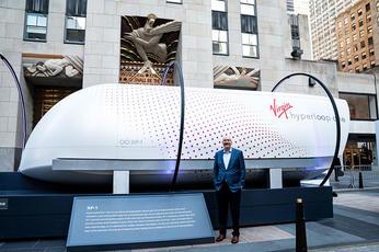 Full speed ahead with Virgin Hyperloop One