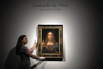The mystery of the most expensive painting ever sold