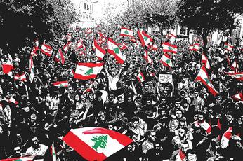 Lebanon unites on the desire for change