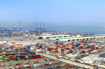 Saudi fund buys 20% stake in port terminal operator for $140m