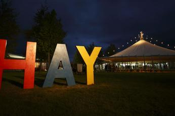 Nearly 100 artists to take part in UAE's first Hay Festival