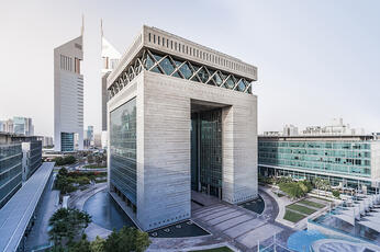 Dubai's financial hub invests in four fintech startups