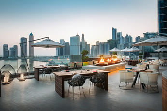 Combining business and pleasure at The Renaissance Downtown Hotel, Dubai