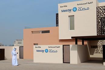 Just warming up: Masdar CEO Mohamed Jameel Al Ramahi