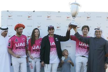 In pictures: UAE polo team wins Emaar Masters Cup 2020