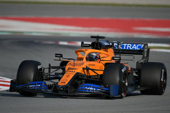 McLaren taking coronavirus precautions at Barcelona F1 test