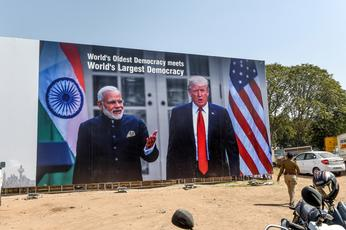 Spectacle or substance? Indians divided on the possible value of President Trump's visit