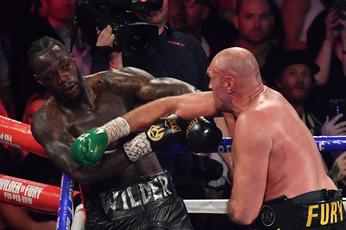 Tyson Fury batters Wilder in TKO triumph in WBC heavyweight title rematch