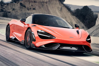 Bahrain helps rescue British supercar maker McLaren
