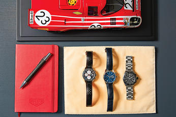 Seconds out: fighting for success in the luxury watch sector