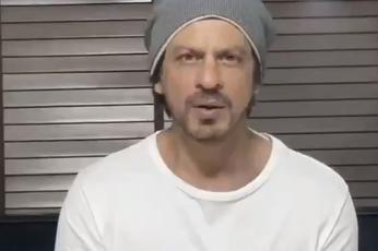 'Stay in your homes' Bollywood star Shah Rukh Khan tells Dubai residents