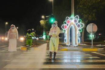 Coronavirus: UAE National Disinfection Programme extended further
