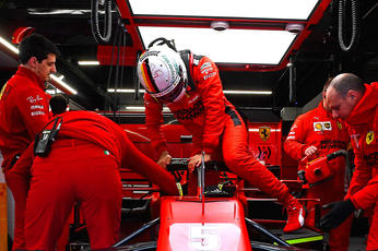Ferrari boss sees January end to F1 season as a result of coronavirus pandemic