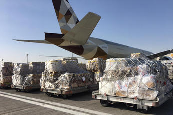 Covid-19:Etihad reveals 5 new cargo destinations on passenger aircraft