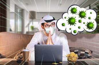 Maintaining productivity at home during coronavirus lockdown