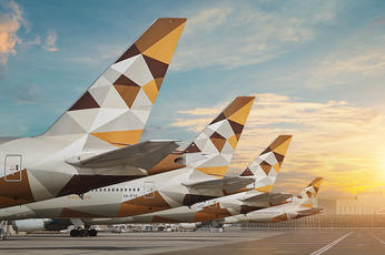 Etihad Airways adds 14 more destinations to hand-baggage only fare deal