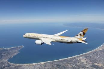 Etihad Airways launches transit flights to 20 destinations