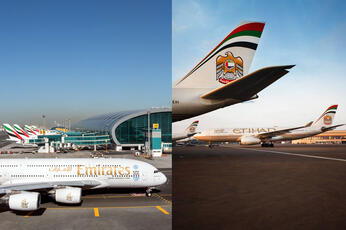 Maybe it's time for Emirates and Etihad to consider a merger