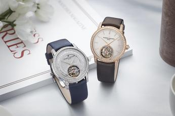 Vacheron Constantin unveils the first self-winding tourbillon for ladies