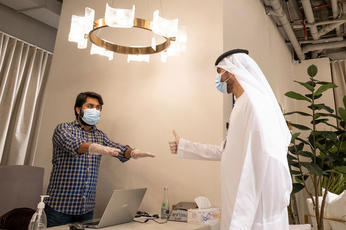UAE reports 473 new Covid-19 cases, two deaths