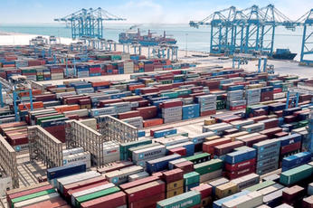 Abu Dhabi's new shipping company to boost UAE's options for food, medical imports