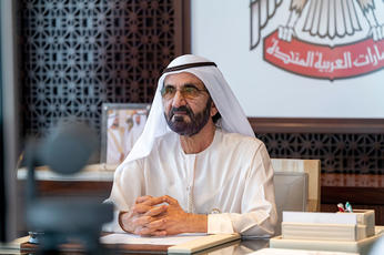 UAE restructures government, merges 50% of federal agencies