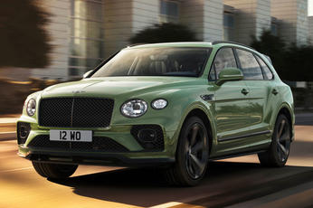 In pictures: All-new Bentley Bentayga luxury SUV
