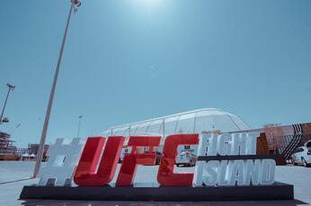 Abu Dhabi the ultimate winner on UFC's Fight Island