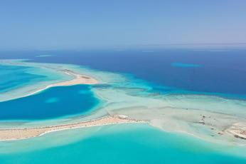 Saudi Arabia's Red Sea development dreams begin to take shape